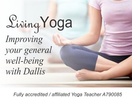 Living Yoga - Yoga Teacher A790085